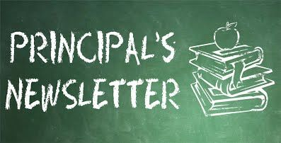 Principals Newsletter